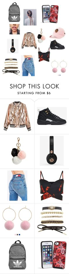 """On Fleek ig:@its.cay 2"" by mrs2cute4youboo on Polyvore featuring beauty, Sans Souci, NIKE, GUESS, Beats by Dr. Dre, Tommy Hilfiger, Charlotte Russe, adidas and Vera Bradley"
