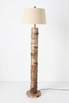 1000 images about aspen tree decor on pinterest aspen for Aspen tree floor lamp