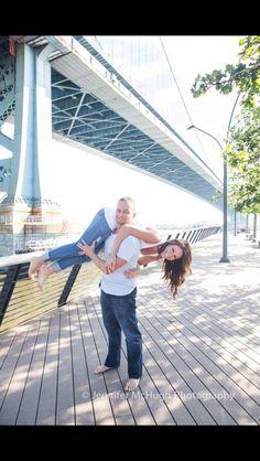 #engagement #photo #jennifermchughphotography #philly #casual #wedding http://www.jennifermchughphotography.com/