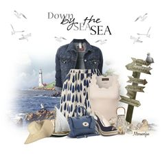 """""""Down By the Sea"""" by moomoofan1972 on Polyvore"""