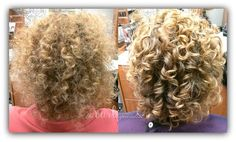 Curly cut and Style by The Curl Specialist.  Andrea's curls are well hydrated and defined!  Please follow The Curl Specialist on Facebook! https://www.facebook.com/TheCurlSpecialist