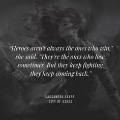 City of Ashes Ya Book Quotes, Favorite Book Quotes, Reading Quotes, Movie Quotes, Best Quotes, Livros Cassandra Clare, Cassandra Clare Books, Ya Books, Books To Read