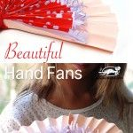 Beautiful Hand Fans