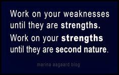 Motivation? Dagens motivationscitat: Stærkere – marina aagaard blog