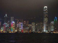 Hong Kong -- Been