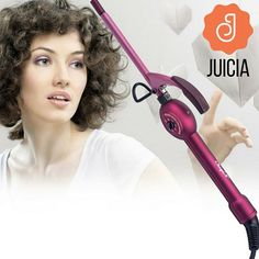 Cheap curling wand, Buy Quality wand curler directly from China hair styler curls Suppliers: Deep Curly Hair Styler Curls Ceramic Curling Iron Fashion Wand Curler Pear Hair Curlers Rollers High Quaity Curling Wand 467 Electric Hair Curlers, Hair Curlers Rollers, Hot Rollers, Wand Curler, Super Petite, Barrel Curling Iron, Chopstick Hair, Glamorous Hair, Full Weave