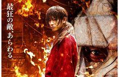 Da un vistazo a Rurouni Kenshin: The Legend Ends, el live action de Samurai X