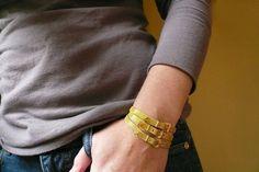 Love these little bracelets.