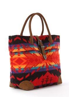 The Pendleton that I wanted from Urban last year.....it was SO amazing.  I settled for a clutch though!