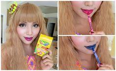 How to make Crayon Lipstick !!! @Princess Domina