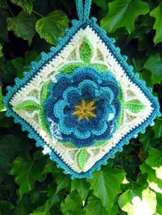 Pot Holder, via Flickr.