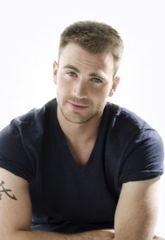 Chris Evans (Captain