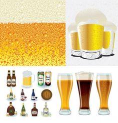 beer series vector