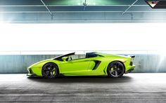 Vorsteiner Lamborghini Aventador V LP-700-4 2014 Widescreen Exotic Car Pictures  #12 of 36 : DieselStation