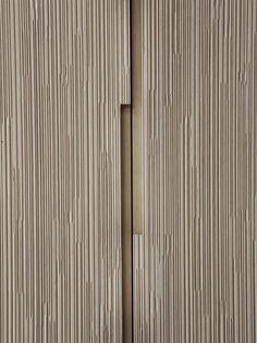 Cabinet Decor - By Bartoli Design Bedroom Closet Design, Bedroom Furniture Design, Furniture Nyc, Cheap Furniture, Wardrobe Door Designs, Wardrobe Doors, Textured Wall Panels, Wardrobe Handles, Joinery Details