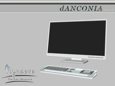 dAnconia Office - Desktop Computer Found in TSR Category 'Computers' My Sims, Sims Cc, Sims 4 Bedroom, Teen Bedroom, Muebles Sims 4 Cc, The Sims 4 Packs, Best Computer, Gaming Computer, Sims 4 Toddler