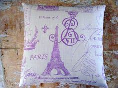 purple and paris