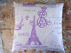 purple and paris