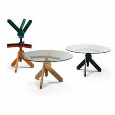 Vidun screw tables