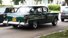 Paseando por las calles de La Habana