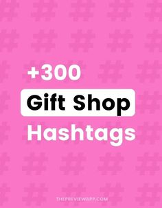 These are the best Instagram hashtags for gifts like personalized, customized gifts, home gifts, gifts for moms, dads, girlfriend, boyfriend, home decor, art, handmade gifts, and more! All the hashtags are in Preview App. It will make your hashtag search so much easier. The hashtag research and strategy has been done for you! You're going to love it. #instagramtips #instagramstrategy #instagrammarketing #socialmedia #socialmediatips Best Instagram Hashtags, Instagram Marketing Tips, Instagram Bio, List Of Hashtags, How To Use Hashtags, Creative Instagram Stories, Instagram Story Ideas, Hashtag Finder