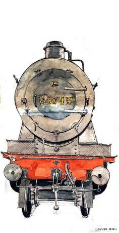 Leuven loco by fabien.denoel, via Flickr