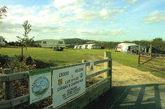 General view of Caer Mynydd Caravan and Camping Park