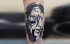 Tatuaje Realista   Valentina Ryabova