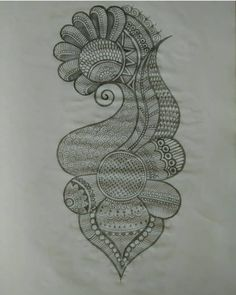 Pencil Henna pattern 03 done by beena Patel Basic Mehndi Designs, Indian Mehndi Designs, Henna Art Designs, Stylish Mehndi Designs, Mehndi Designs For Beginners, Mehndi Designs For Girls, Wedding Mehndi Designs, Beautiful Mehndi Design, Latest Mehndi Designs