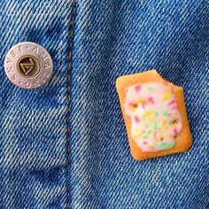 #Repost @shopgirlcentral  My pop tart pin is now available on my etsy. Get it at http://ift.tt/2mPp2ot  #pin#pins#lapelpin#pingame#patches#smallbusiness#handmade#etsy#etsytoronto#madeincanada#food#breakfast#poptarts#poptart#brooch    (Posted by https://bbllowwnn.com/) Tap the photo for purchase info.  Follow @bbllowwnn on Instagram for great pins patches and more!
