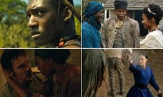 Kunta Kinte fights for his freedom in the first Roots remake trailer