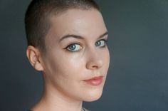 How To Grow Out A Buzz Cut Without Stressing The Awkward In-Between Phases — PHOTOS (Bustle)