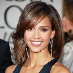 Transformation: Jessica Alba - 2006 from #InStyle
