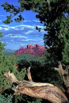 Sedona, Arizona; photo by Dave Mills