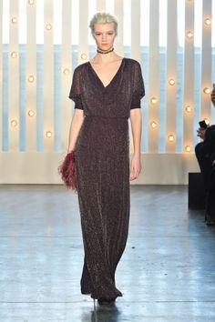 Jenny Packham AW14, New York Fashion Week - Jenny Packham AW14, New York Fashion Week | InStyle UK