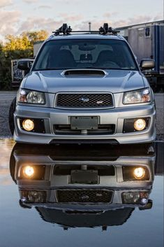 Excited to get the Foz back out for summer. My Forester XT STI