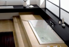 Find your built-in bathtub easily amongst the 738 products from the leading brands (Villeroy & Boch, Kaldewei, ROCA, .) on ArchiExpo, the architecture and design specialist for your professional purchases. Double Ended Bath, Built In Bathtub, Steel Bath, Hanging Furniture, Backyard House, Beach Wall Decor, Bathroom Bath, Bath Tub, Luxury Bath