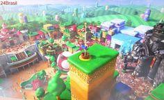 Parque da Nintendo no Japão terá 'Mario Kart' para os visitantes