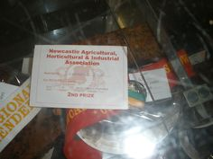 2015 Newcastle Show 2nd Rich Fruit Cake