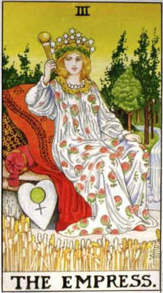 What The Empress tarot card reveal? Know its in depth meaning in tarot card reading courses by renowned tarot card reader in India.