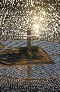The Uncertain Future of Large Scale Solar Thermal Power Plants | SocialEarth SocialEarth