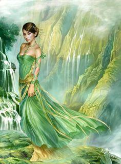Yuehui Tang - fantasy-art Fan Art