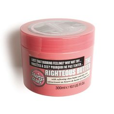 The Righteous Butter from Soap and Glory