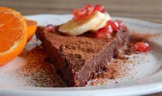 Pepi's kitchen: Τάρτα με κακάο, μέλι και ξηρούς καρπούς