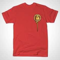 The Hand Of The King - Game Of Thrones by Fanisetas • via TeePublic