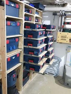 DIY Garage Storage- CLICK PIC for Many Garage Storage Ideas. 39989966 #garage #garageorganization