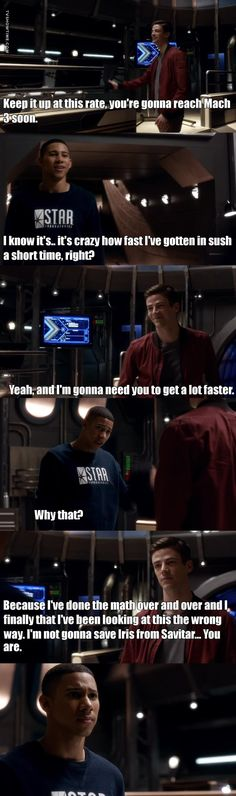"""#TheFlash 3x11 """"Dead or Alive"""""""