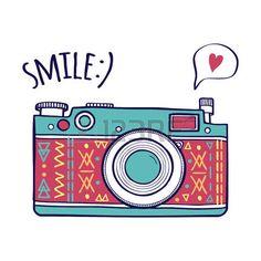De 98 beste afbeeldingen van camera | Camera tekening, Fotografie ...