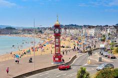 Weymouth Beach, Dorset, England | Weymouth, Dorset    my home town x