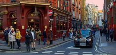 London One of the world's most visited cities London features something for everyone: with history and lifestyle to first-class food…